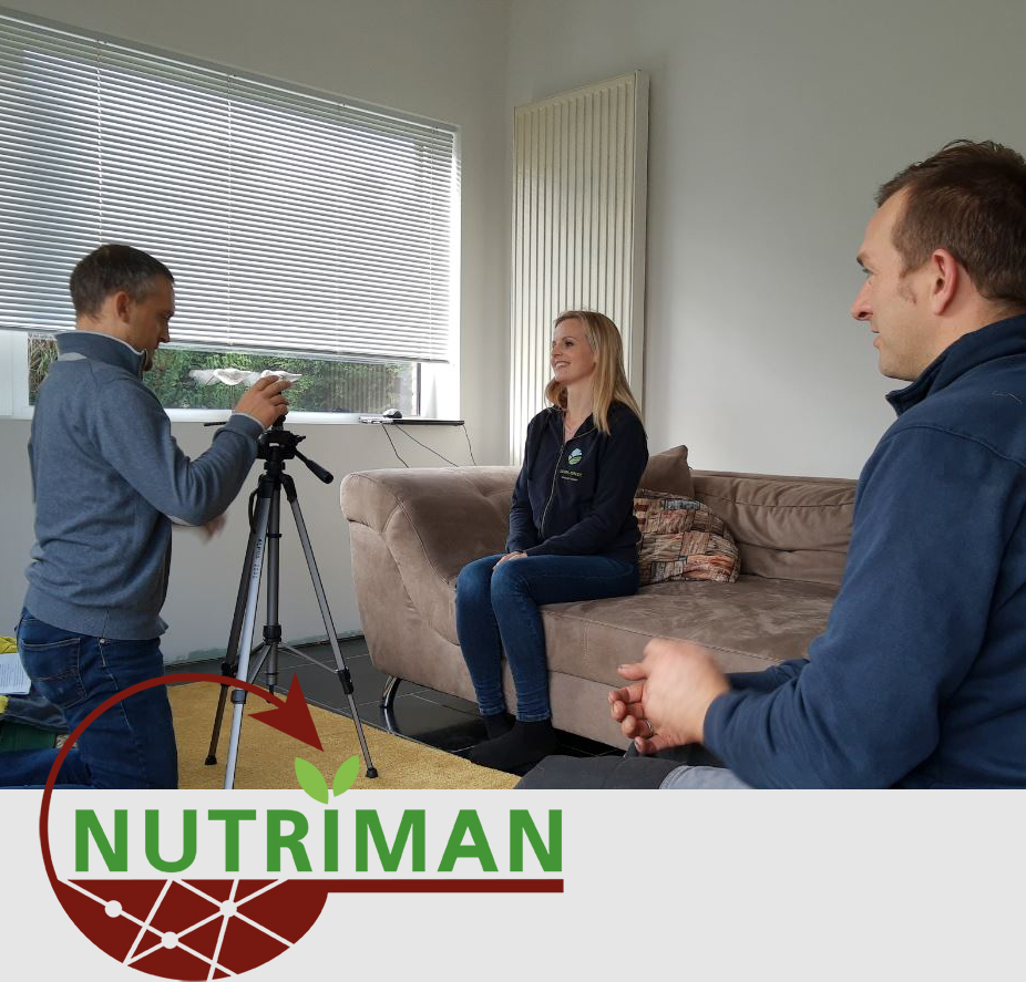 Nutriman in volle gang